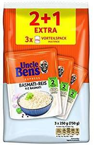 3,75 KG Uncle Ben's Basmati Expressreis