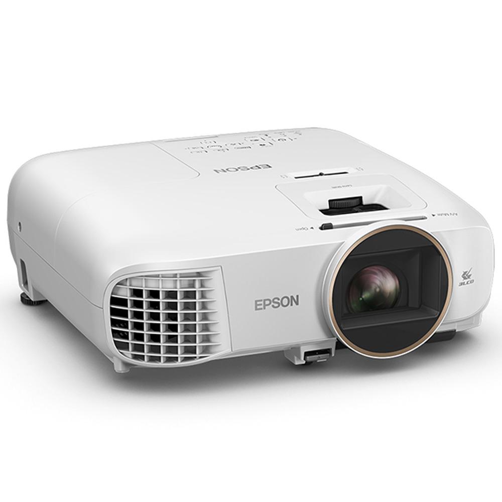 Epson EH-TW5650 3LCD-Projektor (Full HD, 2.500 Lumen, 60.000:1 Kontrast, 3D) und EH-TW650 (Full HD, 3.100 Lumen, 15.000:1 Kontrast)