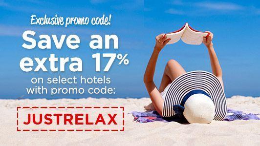 Cheaptickets.com: 17% auf die meisten Hotelbuchungen mit Vorkasse sowie weitere Vergleiche