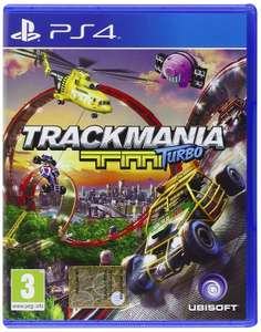 Trackmania Turbo - Day-One Edition (PS4) für 13,60€ (Amazon.it)