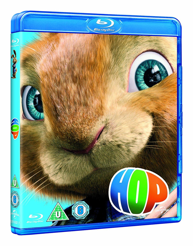 HOP - Osterhase oder Superstar (Blu-Ray) für 3,05 € mit deutscher Tonpsur