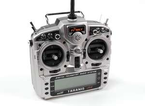 FrSky TARANIS X9D Plus + X8R (Mode 2) EU-Version EU-LAGER