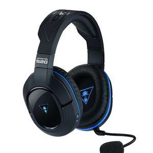 Turtle Beach Stealth 520 Wireless DTS 7.1 Surround Sound Gaming Headset für PlayStation4 und PlayStation3