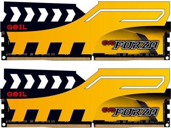 GeIL DIMM 32 GB DDR4-2666 Kit aus 2*16GB