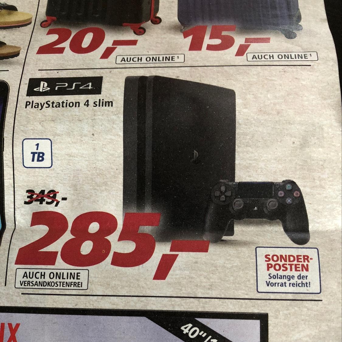 PS4 Slim 1TB [Lokal Leverkusen oder Bunderweit]