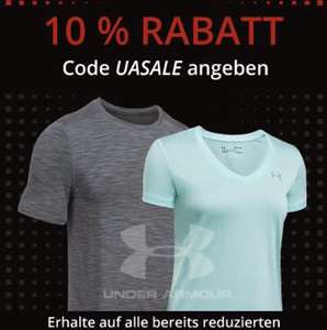 Under Armour Sale fast 40% Rabatt