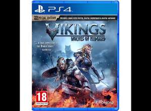 Vikings: Wolves of Midgard (PS4l