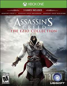 Assassin's Creed: The Ezio Collection (Xbox One) für 17,07€ (Amazon US)
