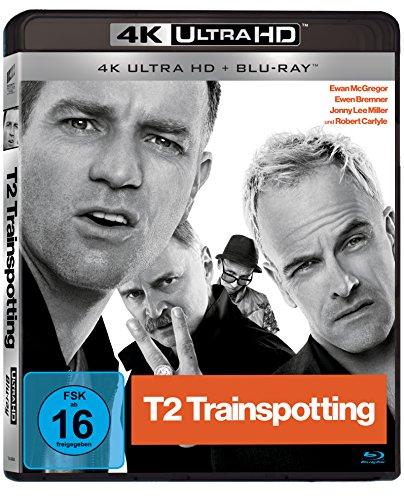 Amazon.de UHD 4K BluRays Reduziert - u.A. Baby Driver, Trainspotting 2, Pacific Rim, Atomic Blonde