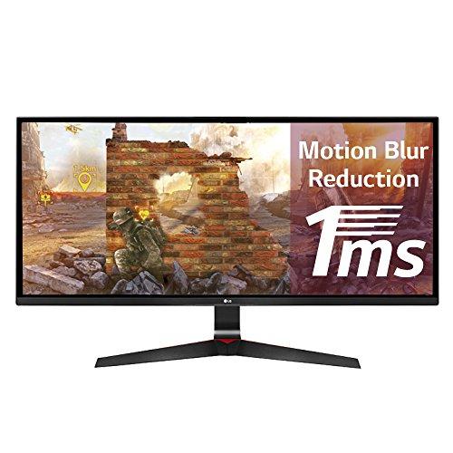 LG Gaming Monitor 21:9 (IPS, 2560 x 1080) 29 Zoll mit AMD FreeSync [Amazon Spanien]