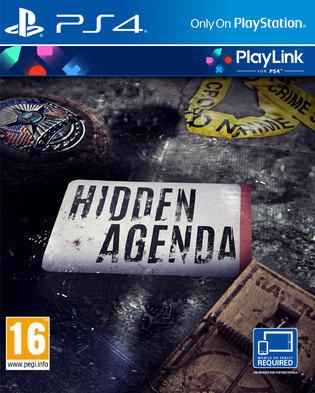 Hidden Agenda (PS4) für 6,75€ (Anmazon UK & ShopTo)