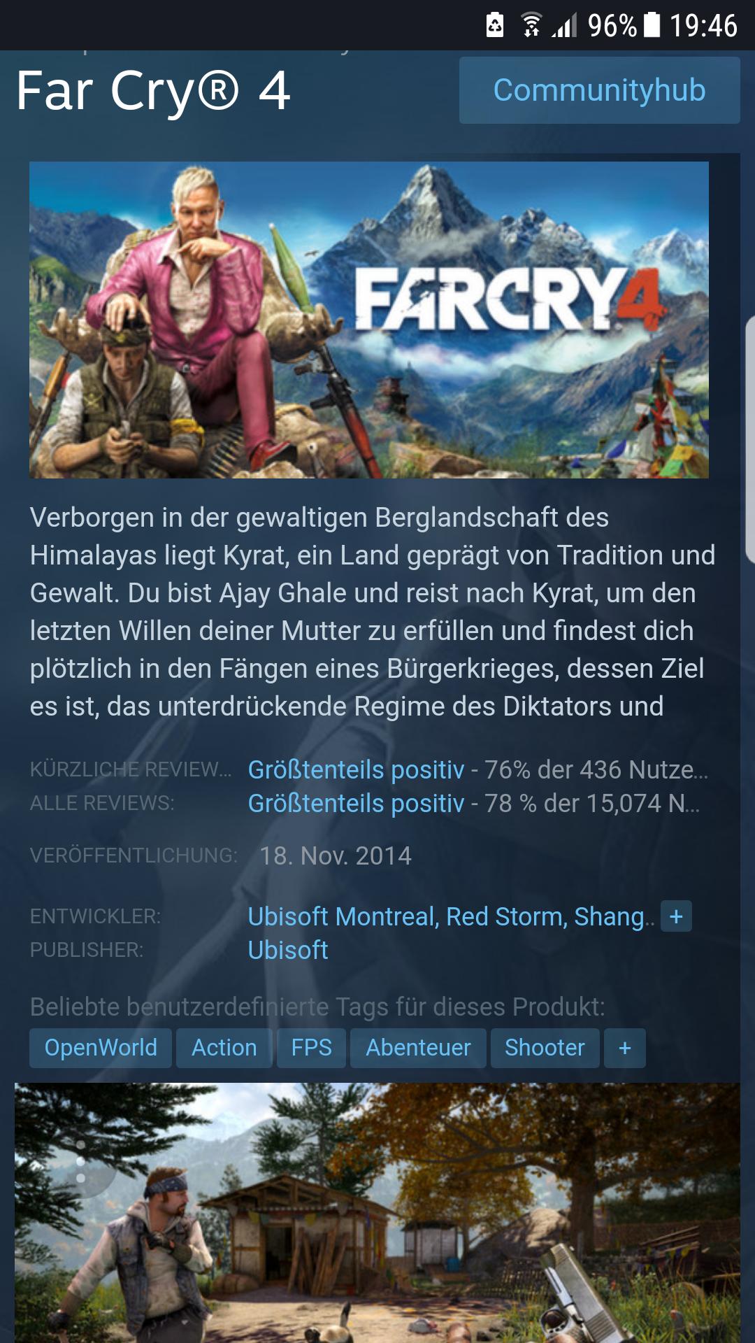 Far cry 4 pc steam/uplaylunar sale