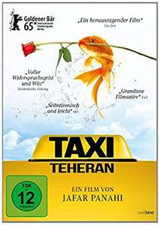 Taxi Teheran kostenlos bei arte.tv
