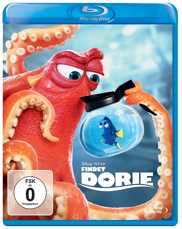 Findet Dorie (Blu-ray) für 7,92€ (Dodax & Amazon)