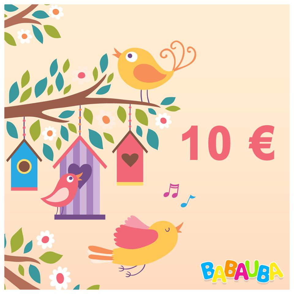 NEU! BABAUBA.de 10€ gutschein mit 19€ MBW