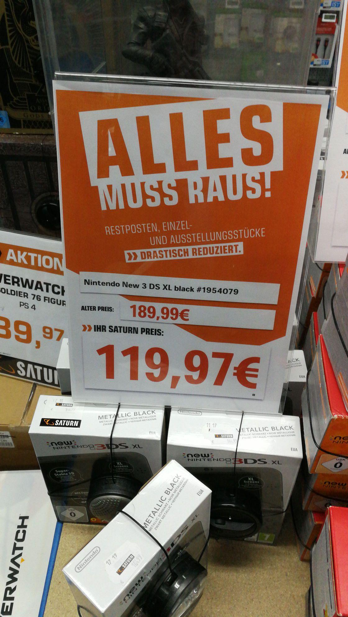 (update) Köln Lokal - Nintendo 2DS XL & 3DS XL reduziert
