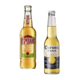 Corona Extra oder Desperados Bier für 1€ (HIT)
