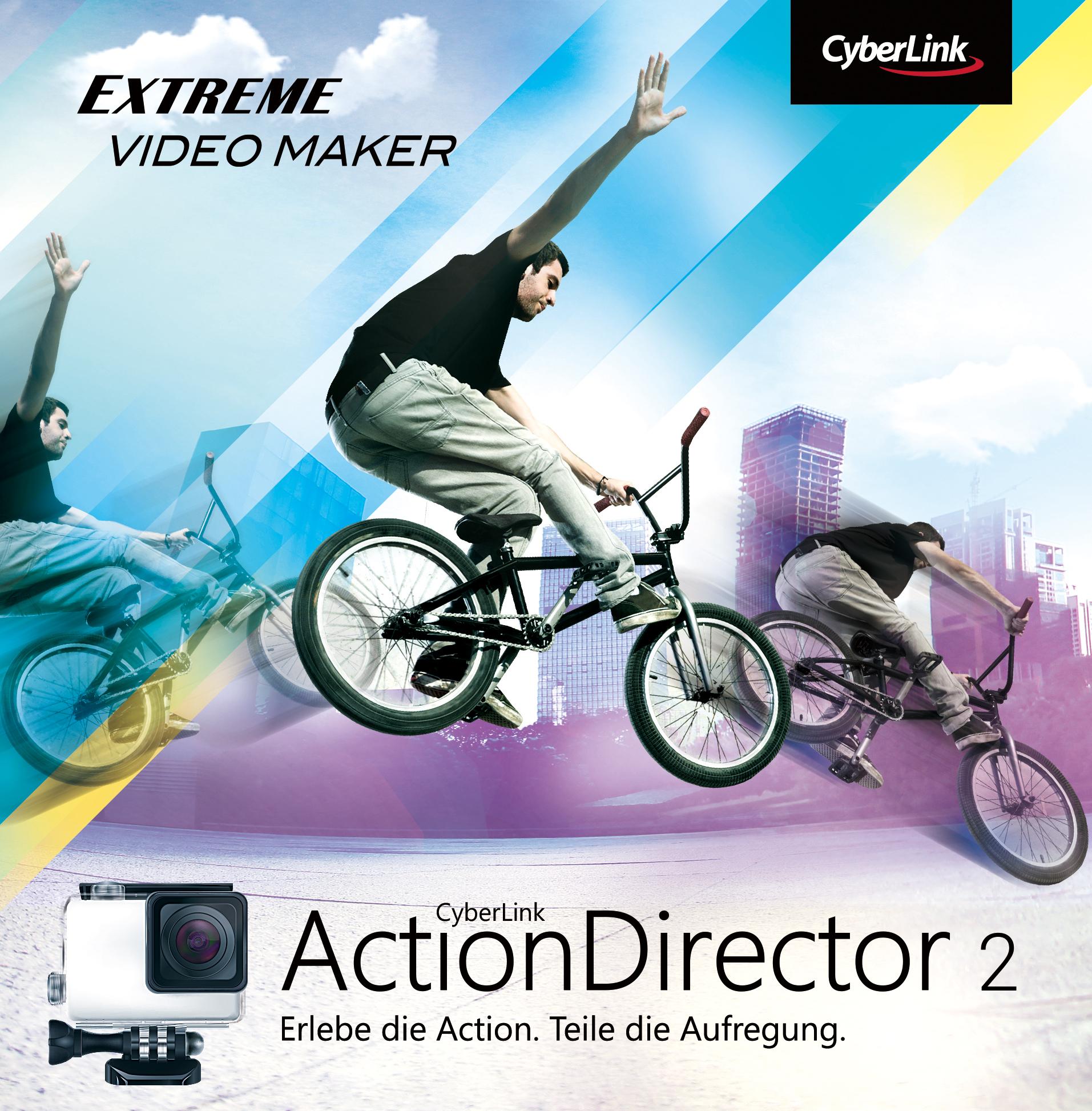 CyberLink ActionDirector 2 kostenlos