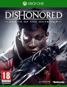Dishonored 2: Der Tod des Outsiders (Xbox One & PS4) für je 11,20€ (ShopTo)