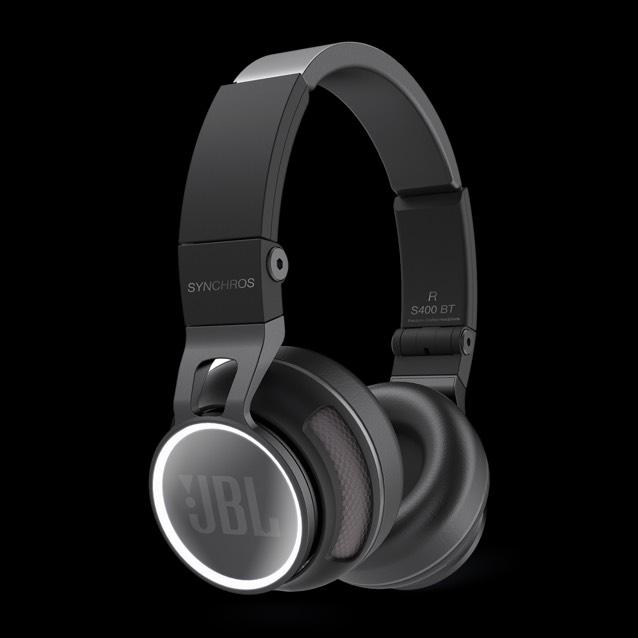 JBL Synchros S400BT Bügelkopfhörer, Bluetooth-Kopfhörer, Funkkopfhörer