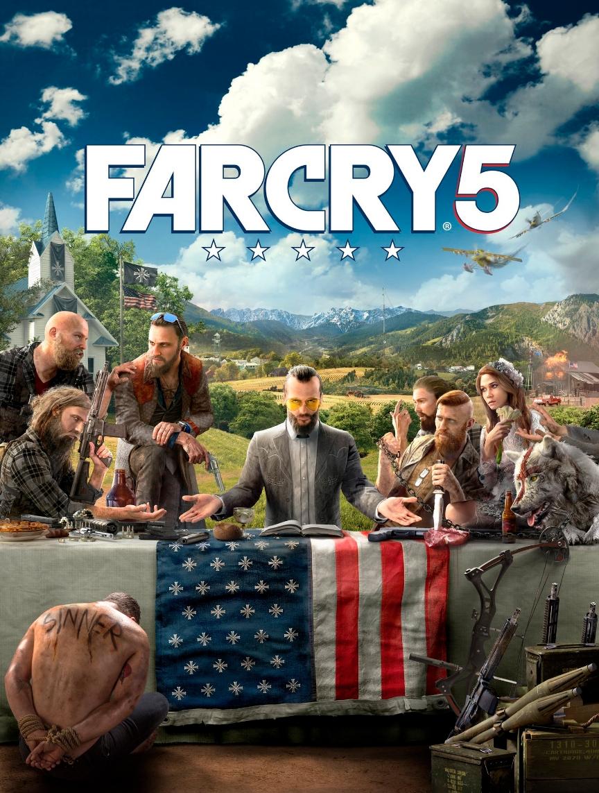[UPlay] Far Cry 5 | Release 27. März 2018 [PC]