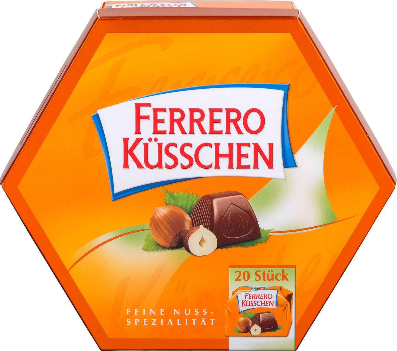 Ferrero Küsschen nur 1,99€ bei kaufland bundesweit