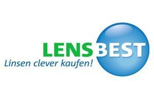 40% bei Lensbest - Gutschein gültig für Kontaktlinsen, Pflegemittel & Brillen von Lennox eyewear