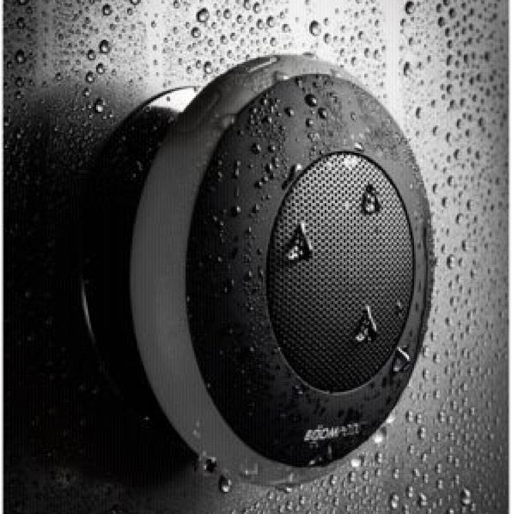 Boompods Aquapod - wasserdichter Bluetooth Lautsprecher
