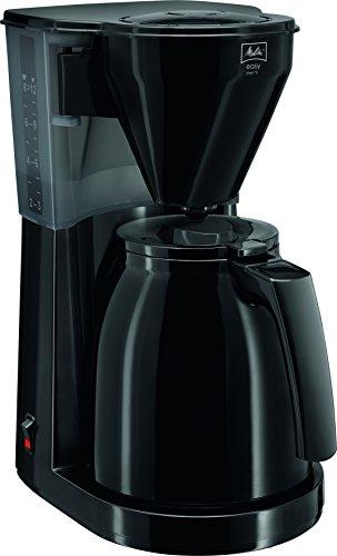 [Amazon oder MM] Melitta 1010-06 bk Easy Therm Kaffeefiltermaschine -Thermkanne -Tropfstopp -Schwenkfilter schwarz