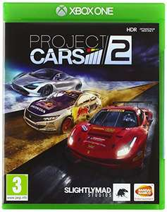 Project Cars 2 (Xbox One) für 22,56€ [Amazon ES]