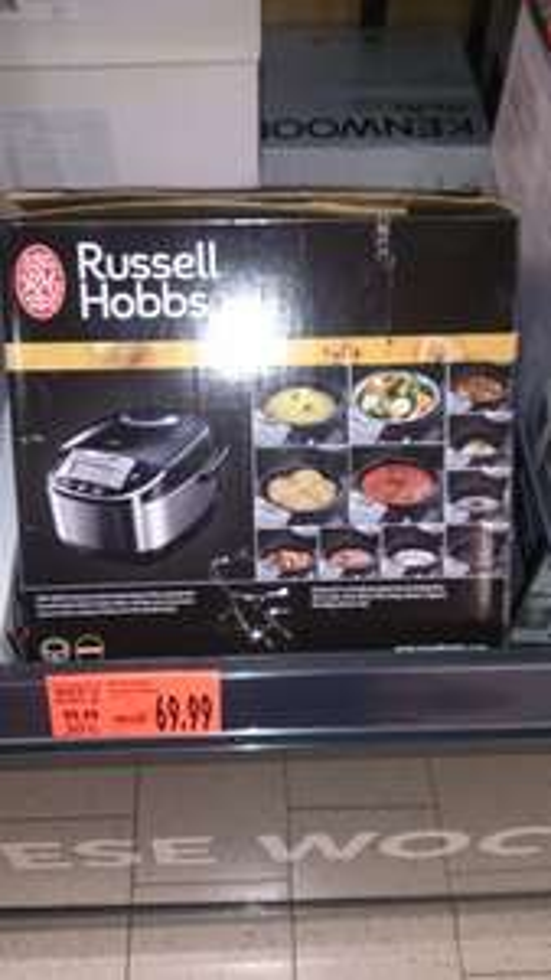 [lokal] Russell Hobbs Multi - Cooker; Kaufland Stg-Möhringen