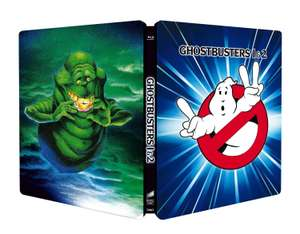 Ghostbusters Collection 1-2 (Steelbook) (2 Blu-ray) für 13,68€ (Amazon.it)