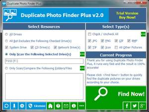 [Windows] Duplicate Photo Finder Plus 7.0 kostenlos
