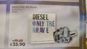 [Grenzgänger: Tschechien] Diesel - Only The Brave Eau de Toilette 50ml
