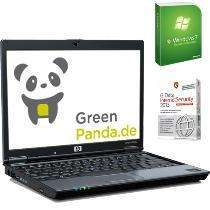 "12"" Notebook HP Compaq 2510p inkl. Windows 7 refurb @dealclub"