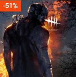 [G2A] Dead by Daylight Steam Key für 9,79€