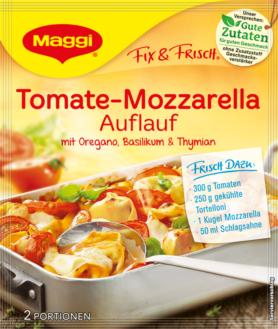 Maggi Fix und Frisch Beutel bei Combi für 0,24€