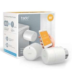 Tado - Thermostat Starter Kit (149€)