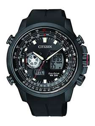 Citizen JZ1065-05E Herren XL Promaster Sky Analog - Digital Quarz Uhr Kautschukband 174,30€ inkl. Versand