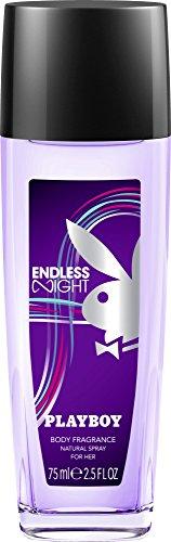 [AMAZON Plusprodukt] Playboy Endless Night female DNS, 3er Pack (3 x 75 ml)