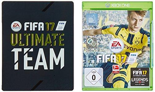 [AMAZON] FIFA 17 - Steelbook Edition - XBOX ONE