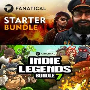 [STEAM] Starter Bundle / Legends 7 Bundle @ Fanatical / Bundle Stars