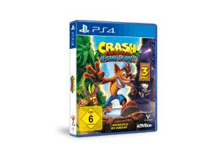 CRASH BANDICOOT - PS4 16,99€ [Saturn online]