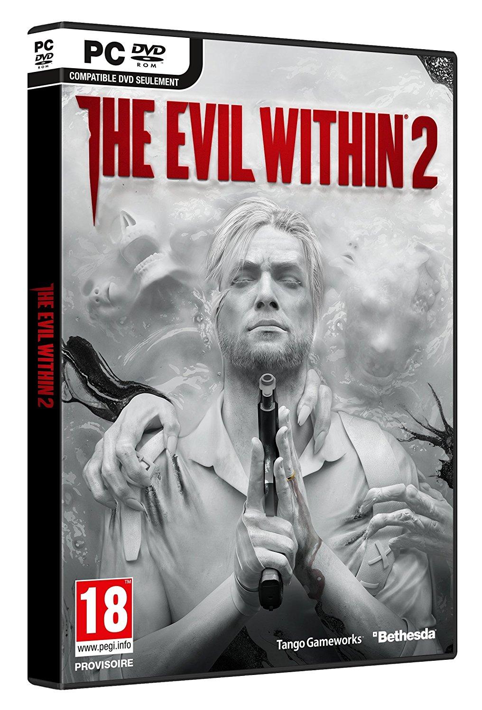 The Evil Within 2 (PC Retail/Steam) für 16,44€ (Amazon IT)