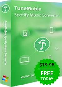 Giveaway of the day — TuneMobie Spotify Music Converter 1.0.1 Genießt Spotify Musik offline!