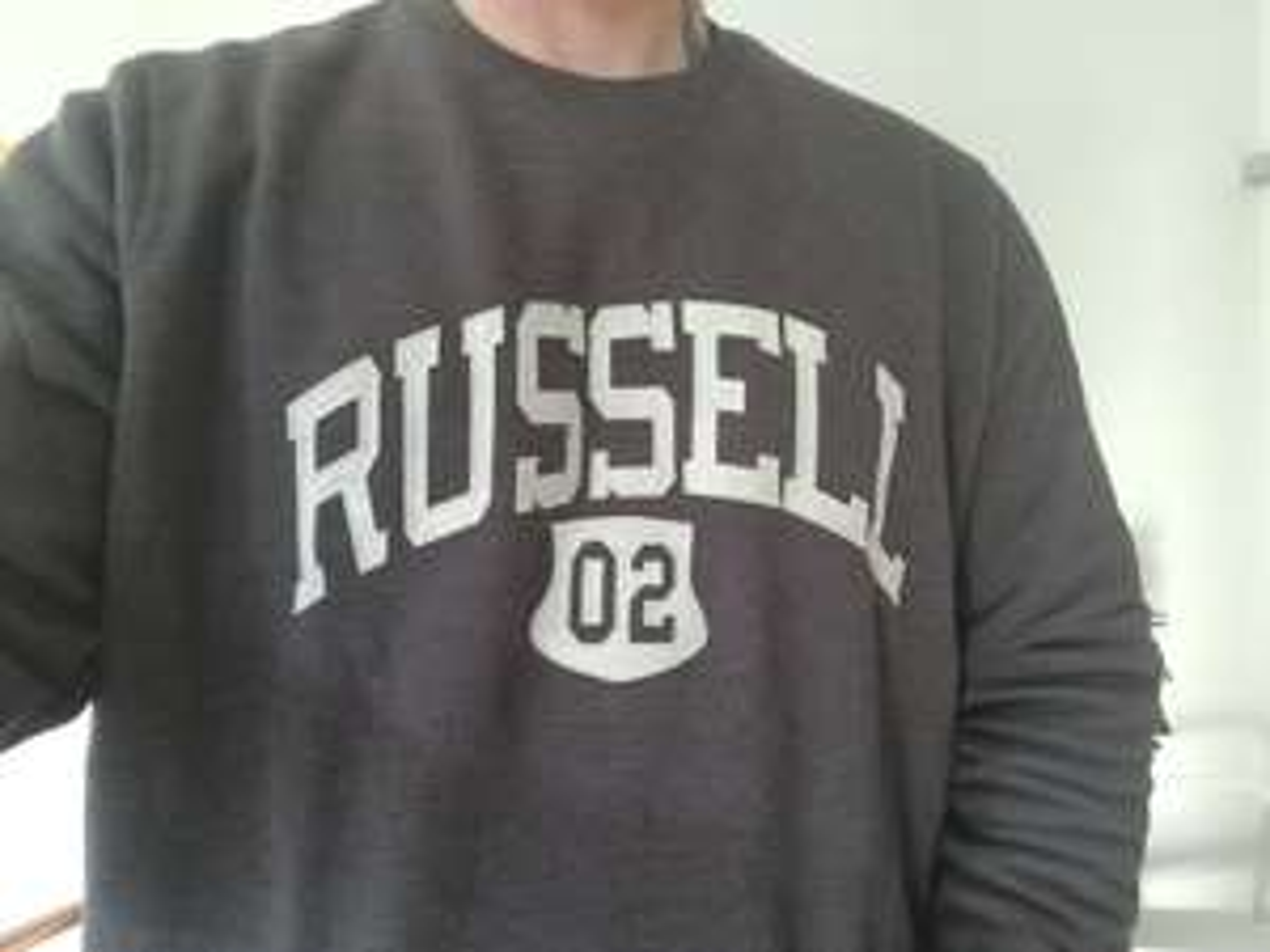 Russel Athletics Pullover reduziert (lokal?)