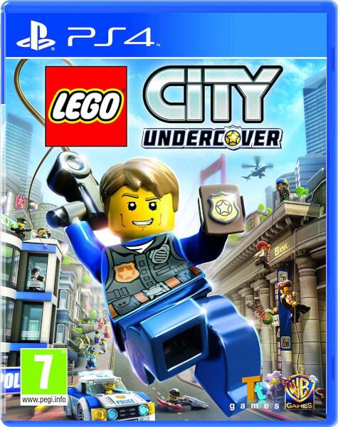 Lego City Undercover PS4 bei ZAVI