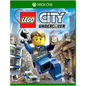 Lego City: Undercover (Xbox One & PS4) für je 20,45€ (MyMemory)