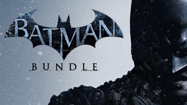 [Batman Bundle] Arkham City GOTY + Arkham Asylum GOTY + Arkham Origins + DLC [Fanatical] [Steam]