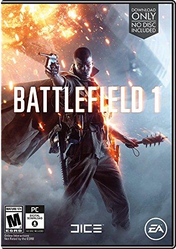 Battlefield 1 (Origin) für 8,10€, FIFA 18 (Origin) für 16,20€, Star Wars: Battlefront II (Origin) für 19,44€ & Mass Effect Trilogy (Origin) für 6,08€ (Amazon US)